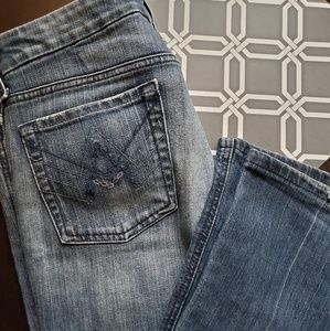"7 for all Mankind  || Sz 27 ""A"" Pocket jeans"